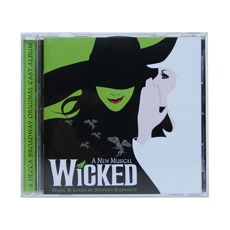 Wicked Broadway CD   Image