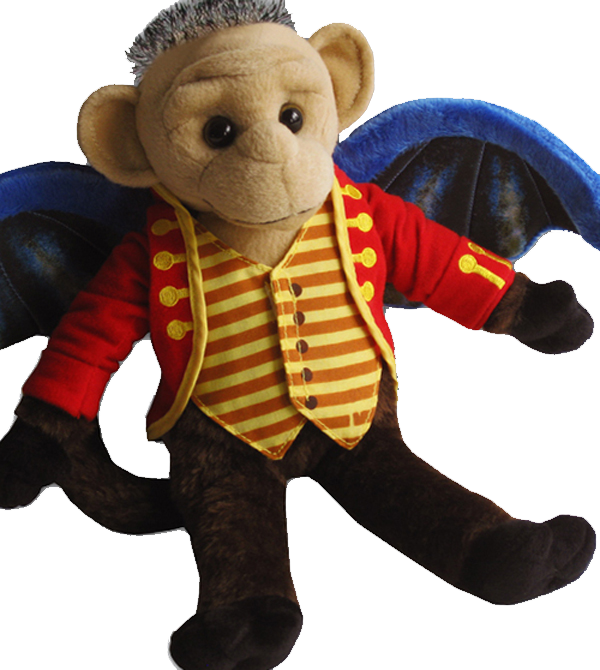Chistery Plush Monkey   Image