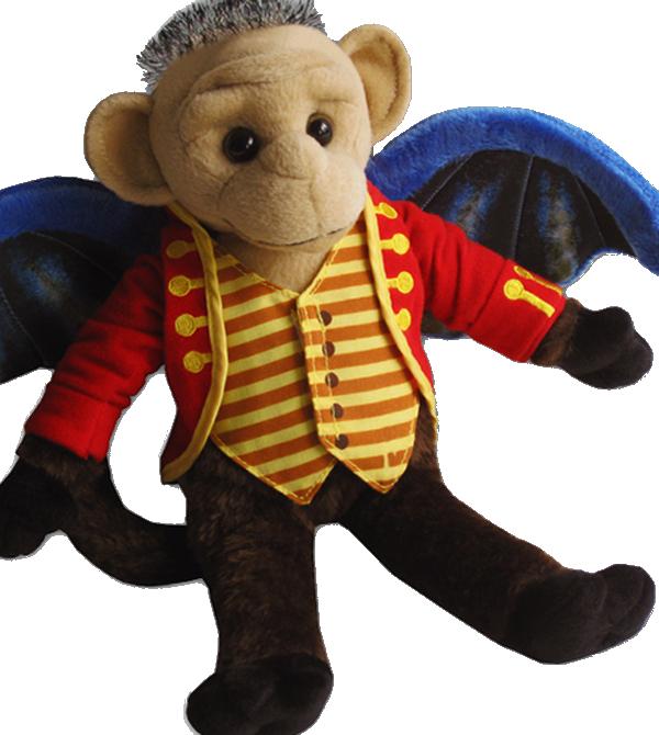 Chistery Plush Monkey   Image